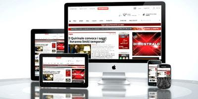 News, Sport and Marketing operational Portals