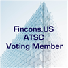 Fincons.US is an ATSC Voting Member