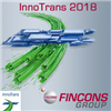 Fincons Group at InnoTrans 2018