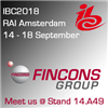 Fincons Group at IBC2018 with Comcast Technology Solutions