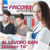 "Fincons Group at the Career Day ""AL Lavoro Bari"""