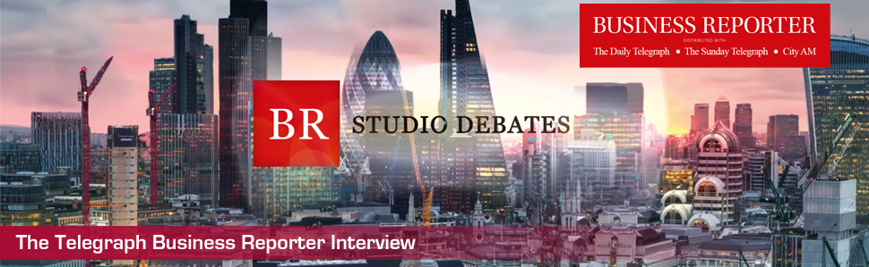 The Telegraph Business Reporter Interview