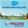 Fincons Group at Salesforce Basecamp Milano