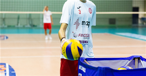 Fincons Group continues to support ASD Pallavolo Bari