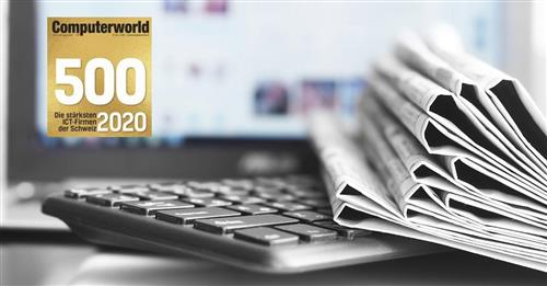TOP 500 Computerworld Switzerland - Fincons Group ranks higher than ever