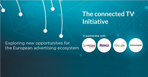 Fincons Group sponsors European Connected TV Initiative with Google, Roku and IPONWEB