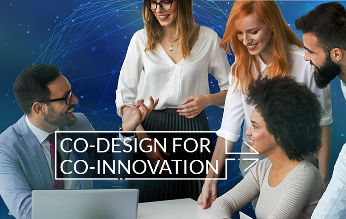Co-design for co-innovation