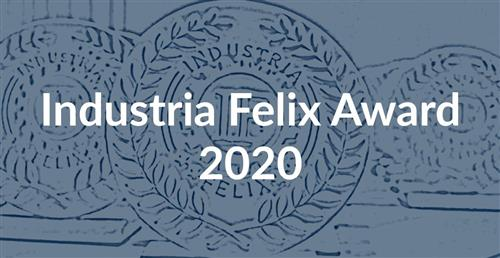 "Fincons SPA receives the ""Italy competing and restarting 2020"" Felix Award"