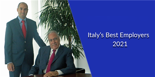"Fincons Group in ""Italy's Best Employers 2021"""