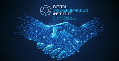 Fincons Group is a supporting member of the Digital Transformation Institute